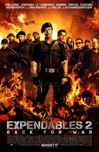 Expendables 2 review