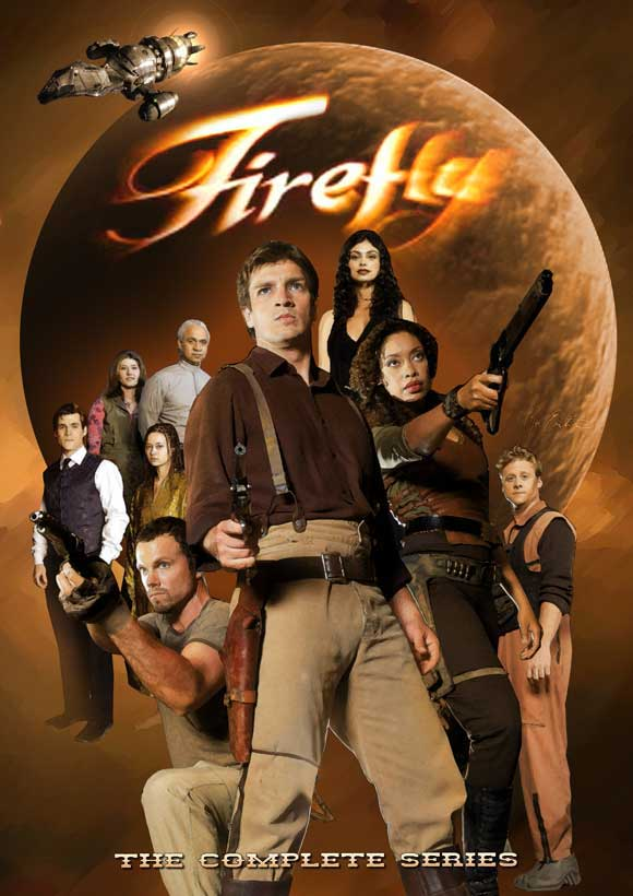 Firefly tv poster - photo#2