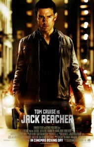 Jack Reacher images courtesy of Paramount Pictures
