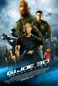 G.I. Joe - Retaliation Poster