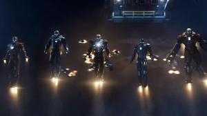 Iron Man 3 - Armours