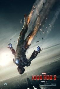 Iron Man 3 - Falling