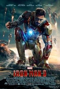 Iron Man 3 - Poster
