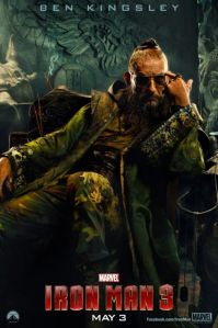 Iron Man 3 - the Mandarin