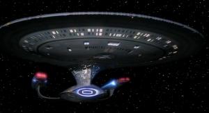Star Trek - NCC-1701-D