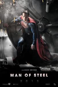 Man of Steel?  Let's hope.