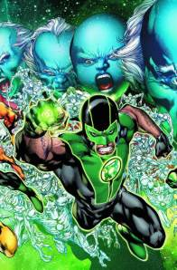 The newest Green Lantern — Simon Baz
