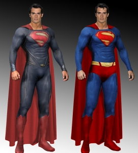 Man of Steel costume