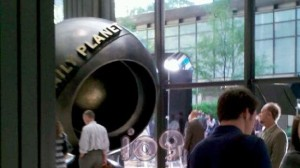 Man of Steel - Daily Planet
