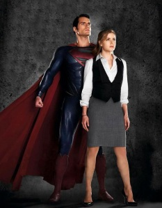 Man of Steel - Lois and Clark