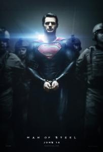 Man of Steel poster 1