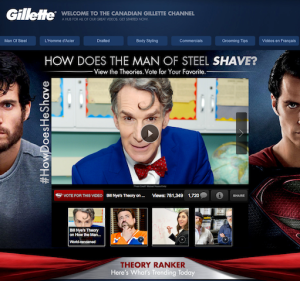 Man of Steel - shave