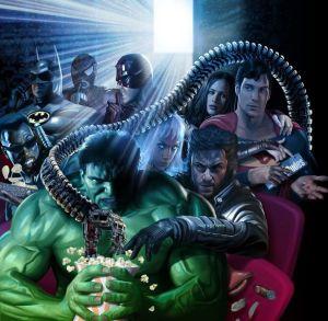 Man of Steel - superhero movies