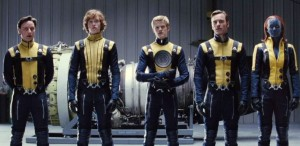 Full leather?  We'd all prefer yellow spandex