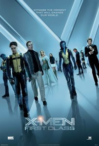 X-Men - First Class poster