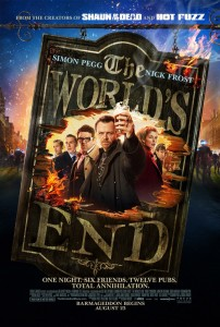 World's End - poster