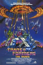 Transformers the Movie review