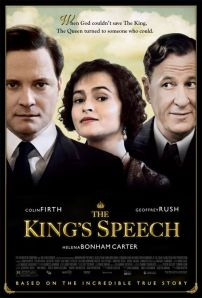 King's Speech poster 1