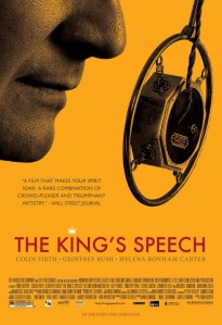 King's Speech poster 2