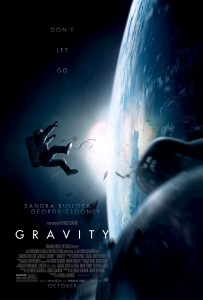 All Gravity images courtesy of Warner Bros. Pictures