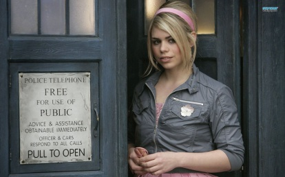 Rose Tyler: The Lover