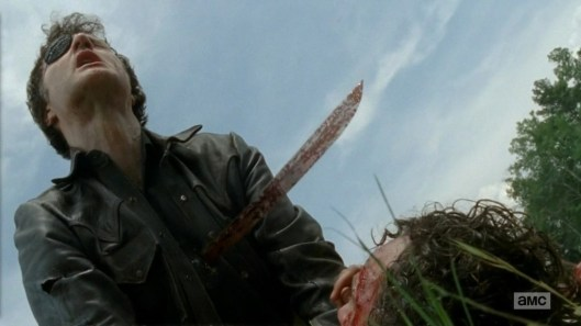 Walking Dead-the sword