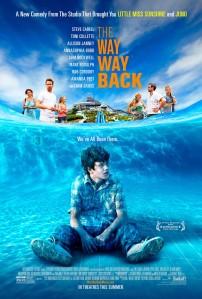 Way, Way Back - poster