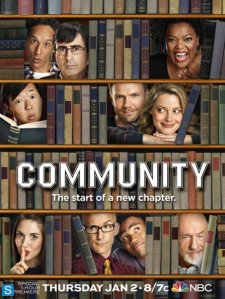 Community images courtesy of NBCUniversal Television Distribution