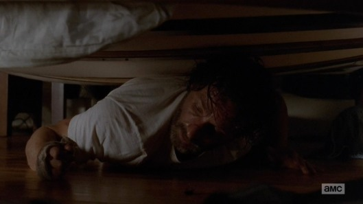 Walking Dead-monsters under the bed