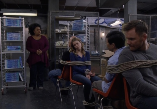 Community s5 - the rope game