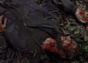 Walking Dead s5 - deadeye
