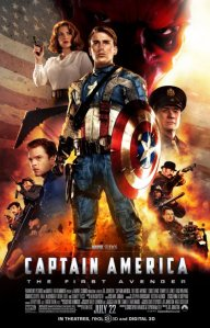 Captain America:  The First Avenger images courtesy of Paramount Pictures