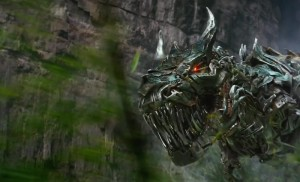 Me Grimlock not have any character development.