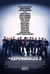 The Expendables 3 images courtesy of Lionsgate