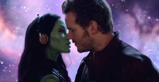 Pictured here: Gamora, not being swayed by pelvic sorcery.