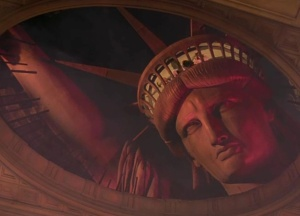 Remember the time the Statue of Liberty broke into the Manhattan Museum of Art?  Or was that just another acid flashback?