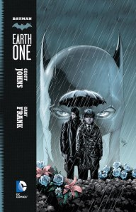 Batman:  Earth One review