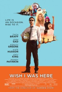 Wish I Was Here images courtesy of Focus Features