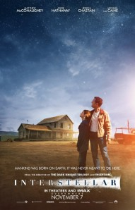 Interstellar images courtesy of Paramount Pictures.