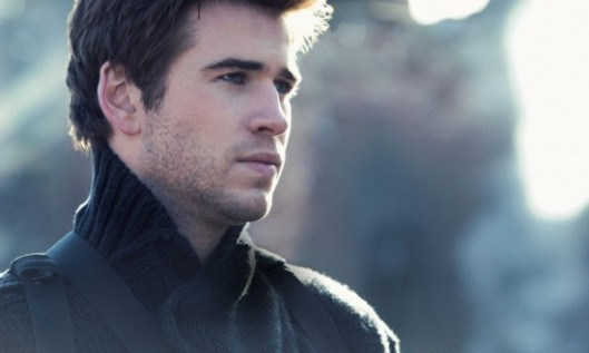 Have an attractive picture of Gale to distract you from what he's going to do.
