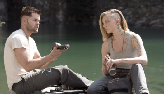 Except for this riverside picnic, but you won't hear me complaining, because Natalie Dormer.
