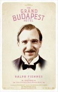 The Grand Budapest Hotel images courtesy of Fox Searchlight Pictures