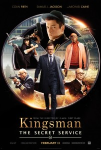 Kingsman images courtesy of 20th Century Fox.