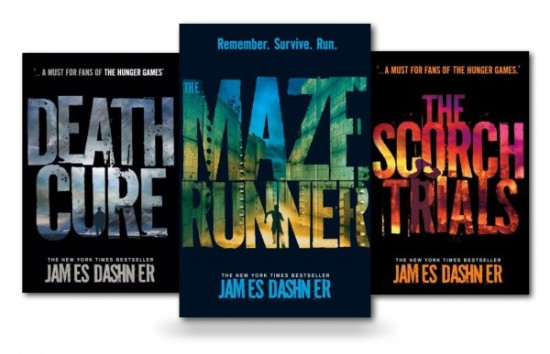 All Maze Runner images courtesy of Gotham Group, Temple Hill Entertainment, TSG Entertainment, and 20th Century Fox. Please note that I'm using them because the books have no pictures, which would have helped immensely.