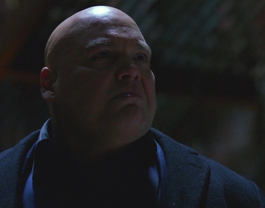 Kingpin:  You took everything!  I'm gonna go home and cry now!