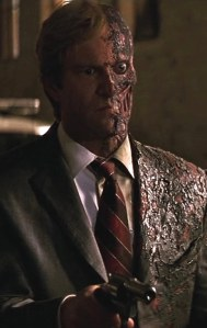 So did Harvey, like, custom tailor that suit too, 'cause it seemed like he had bigger priorities at the time.