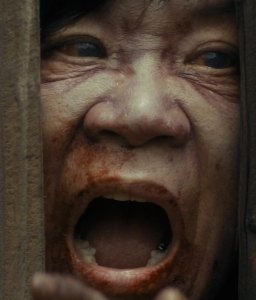 There's something about an Asian zombie that's just that much scarier.