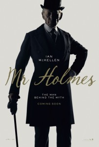 Mr. Holmes images courtesy of Miramax and Roadside Attractions.