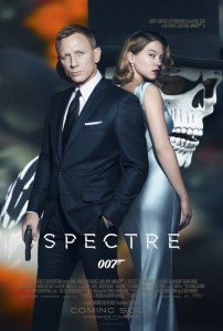 Spectre images courtesy of Metro-Goldwyn-Mayer Pictures and Columbia Pictures.