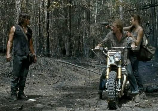 """Daryl: """"You guys are going to be sorry. Don't you know I'm probably the most liked character on this entire show?"""""""